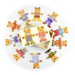ลูกหมีแต่งตัว Jigsaw puzzle