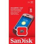 Sandisk Micro Sd card 8GB (class 4)