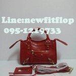กระเป๋าแบรนด์เนม Balenciaga  size 9 นิ้ว No.BA018