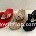 รองเท้า Fitflop Hanabira สีแดง No.F0124