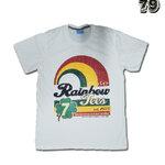เสื้อยืดชาย Lovebite Size XL - Rainbow 7