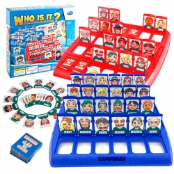 เกม Who is it? ทายสิ ฉันคือใคร