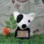 ITOOB Bull Terrier ตุ๊กตาไอ้ตูบ บูเทอเรีย thumbnail 1