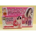 อาหารเสริมโดนัทมิราเคิล (Donut Miracle Perfecta Srim) สูตรเก่า 1 กล่อง (ฟรีกล่องเล็ก 1 กล่อง)