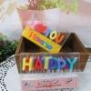 เทียนตกแต่งเค้ก Happy Birth Day