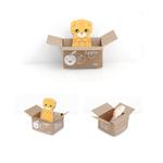 โพสต์-อิท น้องเหมียวในกล่อง (KONG)