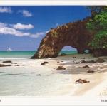 โปสการ์ด เกาะตะรุเตา จังหวัดสตูล /ทะเล/ชายหาด/อุทยานแห่งชาติ