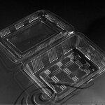 กล่องพลาสติกใส (20 ใบ/ชุด)