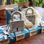 กุญแจเก่าเก็บ Tigerl สมัยคุณตา คุณยายยังเด็กจากอินเดีย หายาก ใช้งานได้