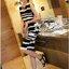 ( พร้อมส่งเสื้อผ้าเกาหลี) เดรสทูโทนลุคเรียบหรู ทรวดทรงของชุดดูหรูหราความยาวที่เหมาสะสมสวย เนื้อผ้า Silk polyesrer ลายพิมพ์ผ้าสวยเด่น พร้อมเข็มขัดลายเหมือนชุด มีซิปด้านหลังนะคะ thumbnail 12