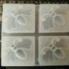แม่พิมพ์ซิลิโคน ผึ้ง 4 ช่อง 100g