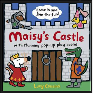 Maisy's Castle Pop-up and Playbook
