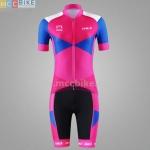 ชุดปั่นจักรยานผู้หญิง เสื้อปั่นจักรยาน พร้อมกางเกงปั่นจักรยาน Cheji 2017-02