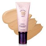 [พร้อมส่ง N02] Etude House Precious Mineral BB Cream Bright Fit SPF 30/PA++ 60g บีบีครีมบำรุงผิวให้เปล่งปลั่ง ปกปิดจุดด่างดำ ความหมองคล้ำ