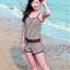 SM-V1-074 ชุดว่ายน้ำแฟชั่น คนอ้วน เด็ก ดารา thumbnail 2