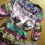 Lady Florence Hippie Chic Printed Satin Dress L191-75C07 thumbnail 18