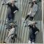 KOREA CHIC DESIGN.. เสื้อตัวยาว ดีไซส์เก๋ๆ เนื้อผ้าลิลินผสมฝ้าย thumbnail 1