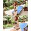 SM-V1-254 ชุดว่ายน้ำแฟชั่น คนอ้วน เด็ก ดารา thumbnail 4
