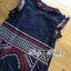 Lady Kim Tribal Embroidered Cotton Dress L199-79C03 thumbnail 7