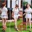 Lace V Collar Korea blouse L168-55C11 thumbnail 5