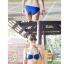 SM-V1-131 ชุดว่ายน้ำแฟชั่น คนอ้วน เด็ก ดารา thumbnail 5
