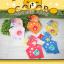 AP108••เซตหมวก+ผ้ากันเปื้อน•• / [สีเหลือง] น้องหมี thumbnail 5
