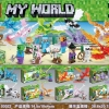 เลโก้จีน LEZI.93022 ชุด Minecraft มังกร