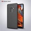 เคส Xiaomi Mi Mix 2 ซิลิโคน TPU ลายหนัง (เคสนิ่ม)