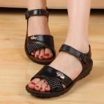 พรีออเดอร์ รองเท้าแตะแฟชั่น เบอร์ 41- 44 แฟชั่นเกาหลีสำหรับสุภาพสตรีไซส์ใหญ่ สวย เก๋ เท่ห์ ไม่ซ้ำใคร - Preorder Large Size Women Korean Hitz Sport Shores