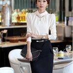 ♧ เสื้อทำงาน เสื้อเชิ้ต เสื้อยืด / Women Career Shirts, T-Shirts