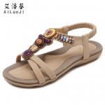 พรีออเดอร์ รองเท้าแตะแฟชั่น เบอร์35- 44 แฟชั่นเกาหลีสำหรับสุภาพสตรีไซส์ใหญ่ สวย เก๋ เท่ห์ ไม่ซ้ำใคร - Preorder Large Size Women Korean Hitz Sport Shores