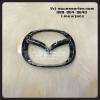 โลโก้พวงมาลัย มาสด้า ขนาด 7.5 ซม โค้ง : Steering wheel logo – MAZDA