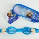 แว่นตาว่ายน้ำ ลาย Frozen