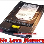 360209-004 HP 72.8GB 15K RPM ULTRA320 SCSI 3.5INC HOT-SWAP W/TRAY HDD