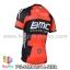 เสื้อจักรยานแขนสั้นทีม BMC 2014 สีดำแดง สั่งจอง (Pre-order) thumbnail 2