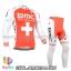 ชุดจักรยานแขนยาวทีม BMC 14 สีแดงขาว สั่งจอง (Pre-order) thumbnail 1