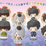 Koedarize 18 Touken Ranbu Online VOL.3 6Pack BOX(Pre-order)