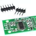 HX711 Weight Sensor Amplifier Module Dual Channel HX711 For load cell