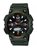 CASIO นาฬิกาข้อมือ รุ่น AQ-S810W-3AV