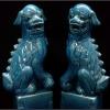 สิงโตจีน,ฟูด๊อกเซรามิกคู่ 32 cm. พิเศษเหลือ