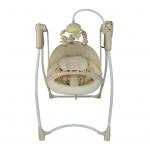 เก้าอี้ชิงช้า Fico รุ่น Baby Swing สีครีม