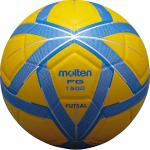 ฟุตซอล MOLTEN F9G1500 สีเหลือง/น้ำเงิน YB