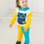 BZ106- 5 ตัว/แพค เสื้อ+กางเกง ไซส์ 90-100-100-110-120 thumbnail 3