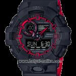 """นาฬิกา คาสิโอ Casio G-Shock Special Color GA-700SE Street Fashion Element series รุ่น GA-700SE-1A4 """"TRON-Rinzler"""" ของแท้ รับประกัน 1 ปี"""