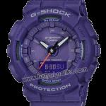 นาฬิกา Casio G-Shock มินิ S-Series GMA-S130VC Variant Colors series รุ่น GMA-S130VC-2A (สีม่วง Violet) ของแท้ รับประกัน1ปี