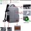 กระเป๋าเป้ใส่กล้อง สะพายหลัง รุ่น Modus Backpack thumbnail 24