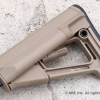 New.MAGPUL STR Carbine Stock for M4/M16 Airsoft Rifle (BK / DE)