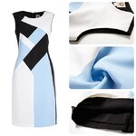 DR_8054, Coast Dress, เดรสแบรนด์เปลี่ยนป้าย, Blue style, Aug, 2015, S-XXL, ~15000-1999