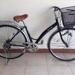 ขาย จักรยานแม่บ้าน เฟรมเหล็ก วงล้อ 27