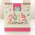 2015 Little Bear Desk Calendar